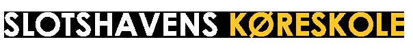 Slotshavens Køreskole logo
